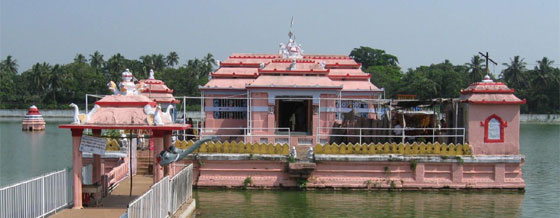 Chandana Tank of Puri
