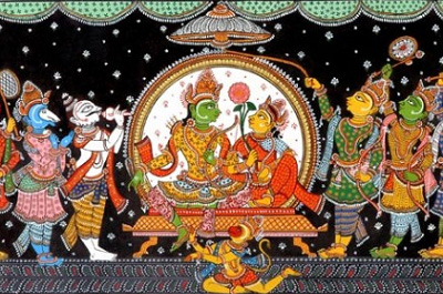 Pattachitra of Raghurajpur