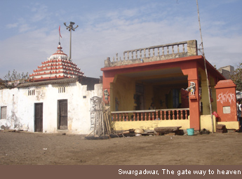 Swargadwar of Puri