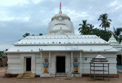 Lord Alarnath Temple